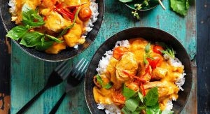 Red Thai Duck Curry by Passage to Asia
